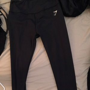 Gymshark workout tights full length